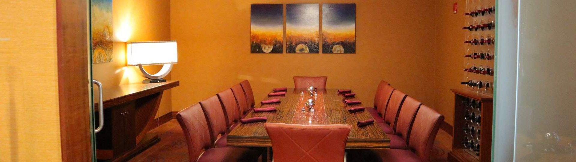 Luna Restaurant & Lounge, Florida - Private Dining