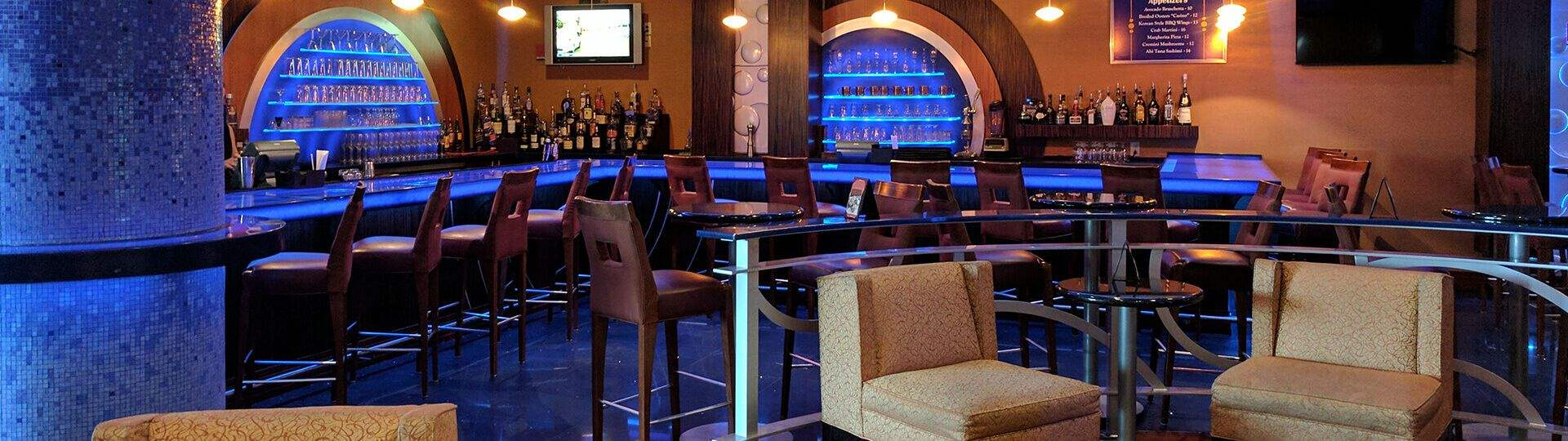 Luna Restaurant & Lounge, Florida - About Us