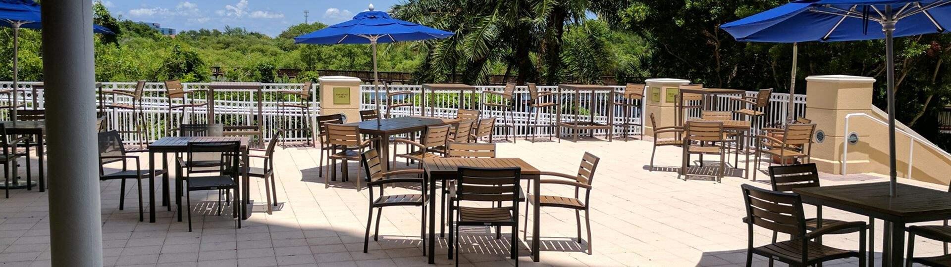 Luna Restaurant & Lounge, Florida - Site Map